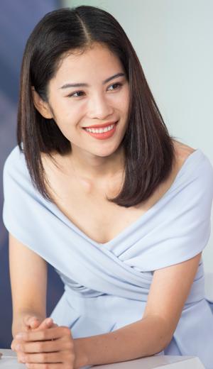 Siêu mẫu Nam Anh