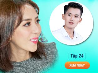Tập 24: Hoa hậu làng hài Thu Trang bị soái ca sát thủ