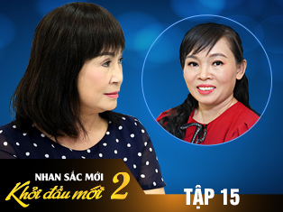 Tập 15: Hãi hùng người phụ nữ U50 nám đầy mặt vì dùng kem trộn