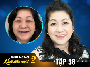 Tập 38: Cấy ghép implant giải cứu người phụ nữ 30 năm đeo hàm giả