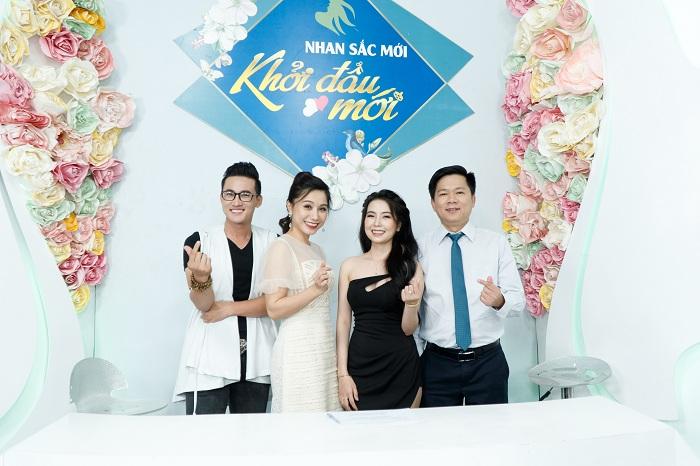 """Diễn viên Hà Trí Quang """"phát cuồng"""" với nhan sắc của """"Người đẹp Tây Đô"""" sau nâng mũi - hình 7"""