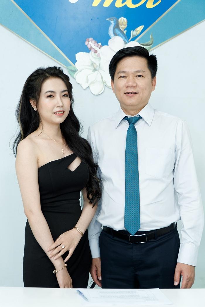 """Diễn viên Hà Trí Quang """"phát cuồng"""" với nhan sắc của """"Người đẹp Tây Đô"""" sau nâng mũi - hình 8"""