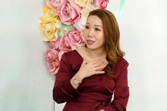 Diễn viên Lê Bê La xót xa trước làn da nám nặng của người phụ nữ 4 năm dùng kem trộn - hình 3